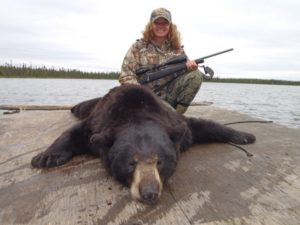 Manitoba Spring Black Bear Hunting